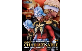GGG (Gundam Guys Generation) Char Aznable Complete Figure