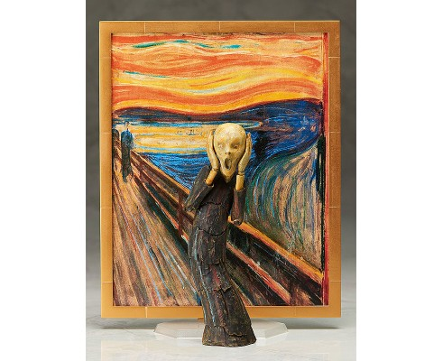 figma - The Table Museum: The Scream