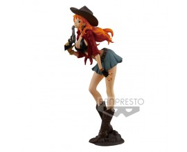 One Piece Treasure Cruise World Journey Vol.1 - Nami Complete Figure