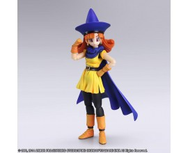 Dragon Quest IV: Michibikareshi Monotachi BRING ARTS Alena Action Figure