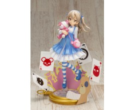 Girls und Panzer das Finale Alice Shimada Wonderland Color ver. 1/7 Complete Figure
